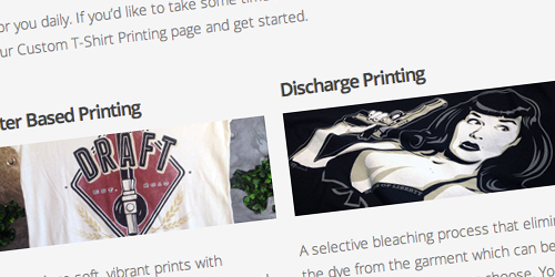 Screen print order processing, ordering custom t shirts, Custom t-shirt printing, printing on american apparel, order processing, ordering printed t shirts online,