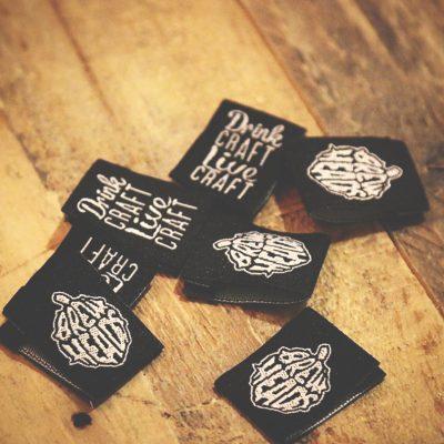 hem tags for brew heads tshirts